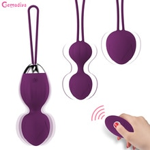 Vibrating Egg G Spot Sex Vibrator Vagina Massager Dildo Vibrator Kegel Balls Clitoris Stimulator Sex Toys for Women Masturbating