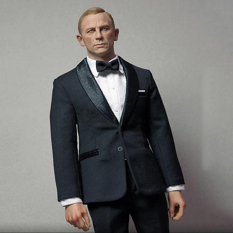 """Pre-sale Eleven EXK004 1/6 Agent Soldier Daniel Craig Full Set 12"""" Action Figure Model Toys"""