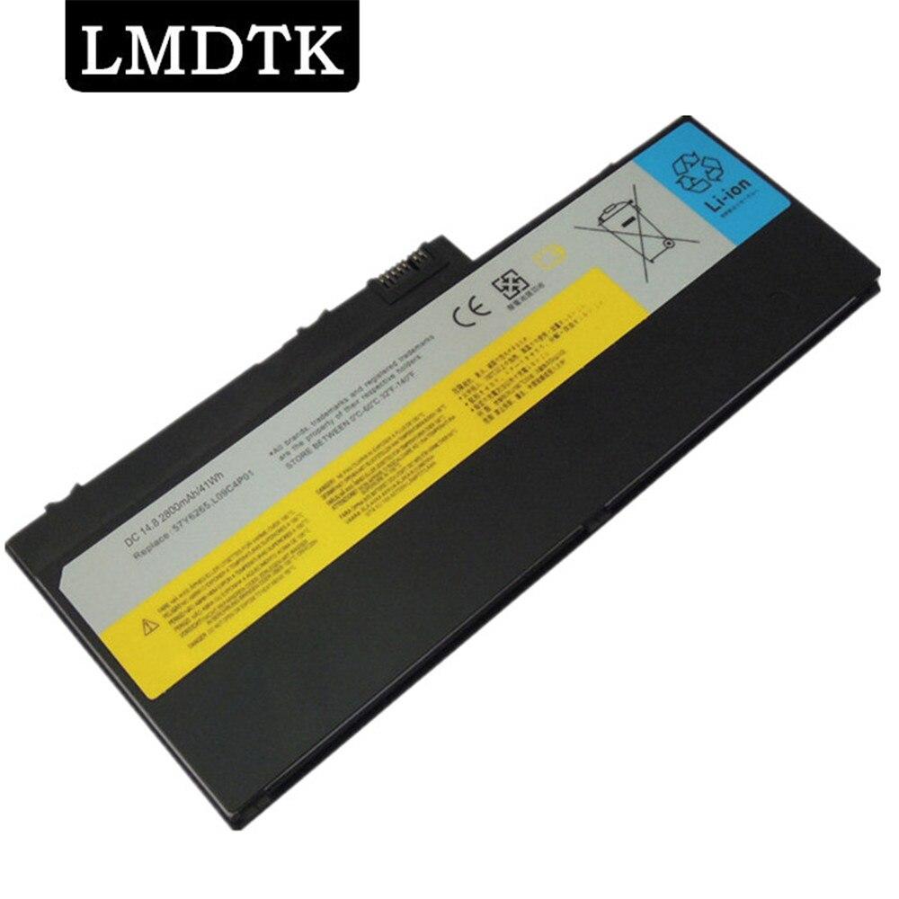 LMDTK nueva batería de 4 celdas para portátil IdeaPad U350 IdeaPad serie U350 U350W 57Y6265 l09C4P01 envío gratis