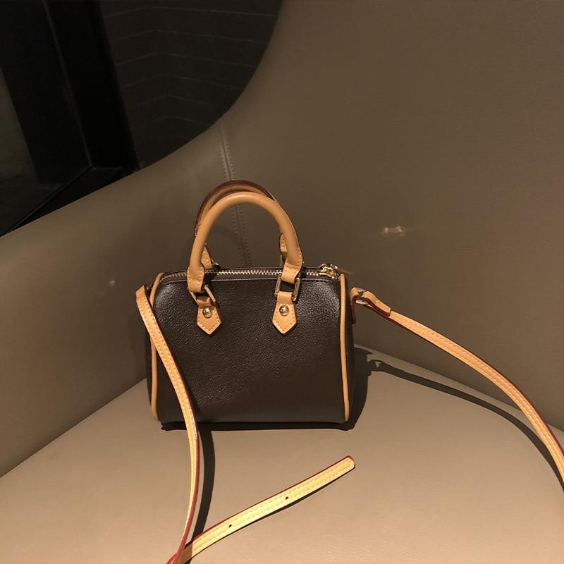 sac a main femme de marque luxe cuir 2019 High Quality speedy Crossbody Bags women pillow bag Luury Handbags Women Bags Designer