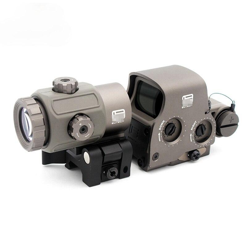 Airsoft ملحق G43 558 3X المكبر الكمال replcia الصيد الادسنس قناص بندقية المجسم البصر بندقية نطاق