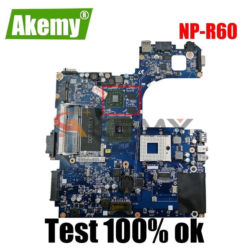 AKEMY لسامسونج R60 NP-R60 اللوحة المحمول X2300 الرسومات شحن CPU BA92-04849A BA92-04849B BA92-04850A BA92-04850B