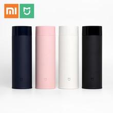 Xiaomi Mijia 190 г бутылка для воды из нержавеющей стали 350 мл переносная Изолированная чашка легкий термос вакуумный мини чашка для кемпинга