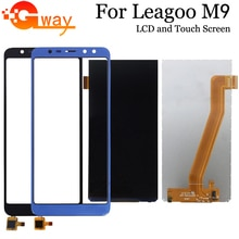 Pour Leagoo M9 écran LCD + écran tactile 100% testé LCD + numériseur panneau de verre remplacement