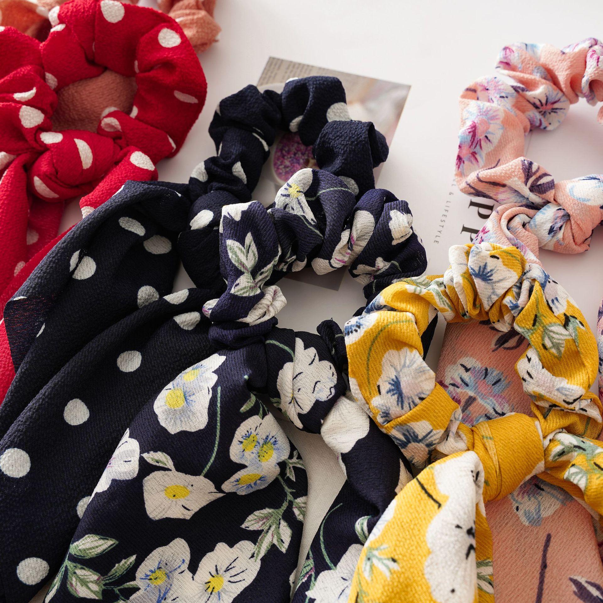 Цукерковий жіночий скраб для волосся, - Аксесуари для одягу - фото 4