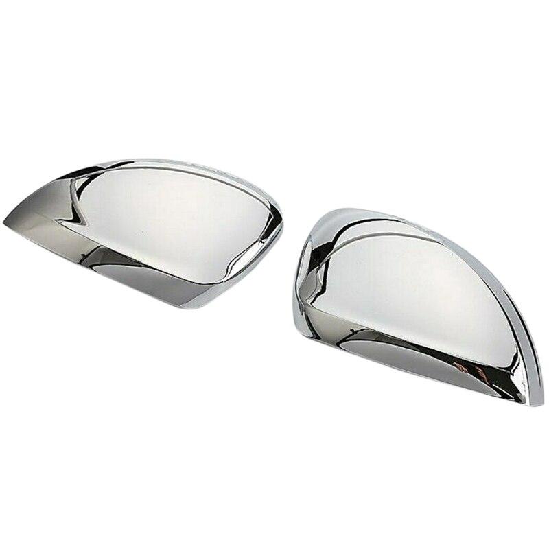ABS cromado para tizan MK2 2016-2018 espejo retrovisor cubierta espejo retrovisor pegatina de ajuste