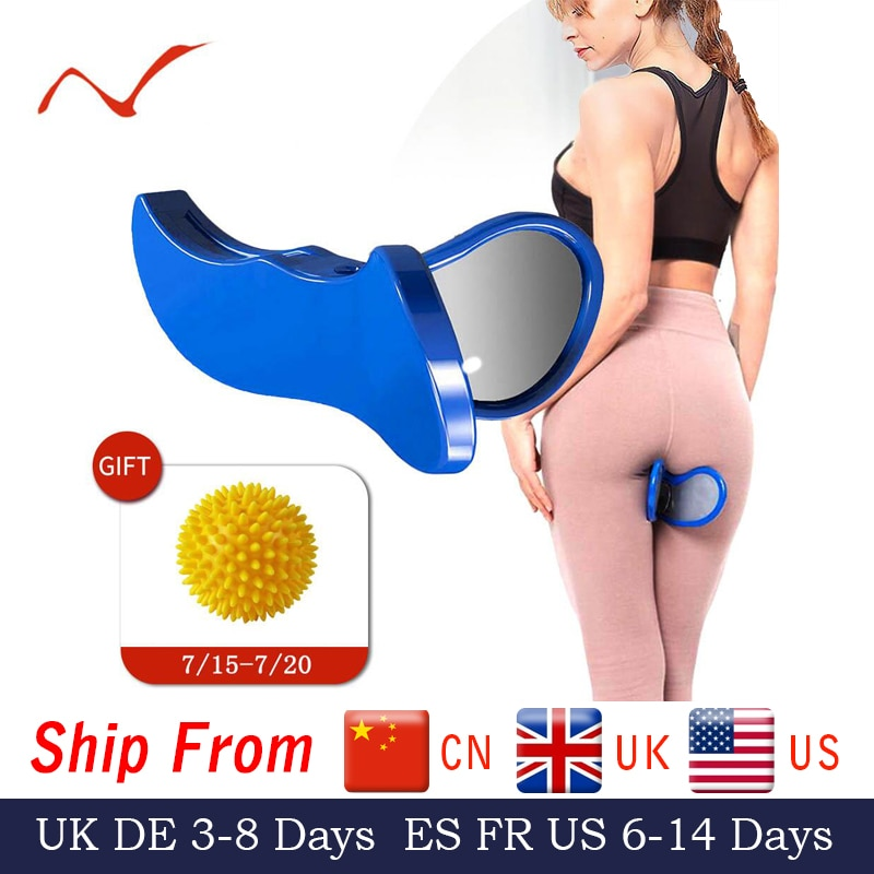AliExpress - Pelvic Floor Muscle Inner Thigh Exerciser Hip Trainer Butt Training Home Equipment Fitness Tool Correction Buttocks Device