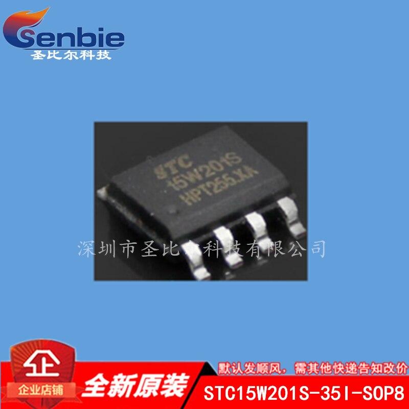 15W201S STC15W201S-35I-SOP8 STCIC 10PCS