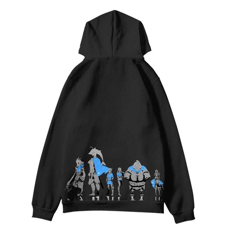 معطف أفخم الملابس ثلاثية الأبعاد الطباعة الرقمية الجديدة معطف بقلنسوة