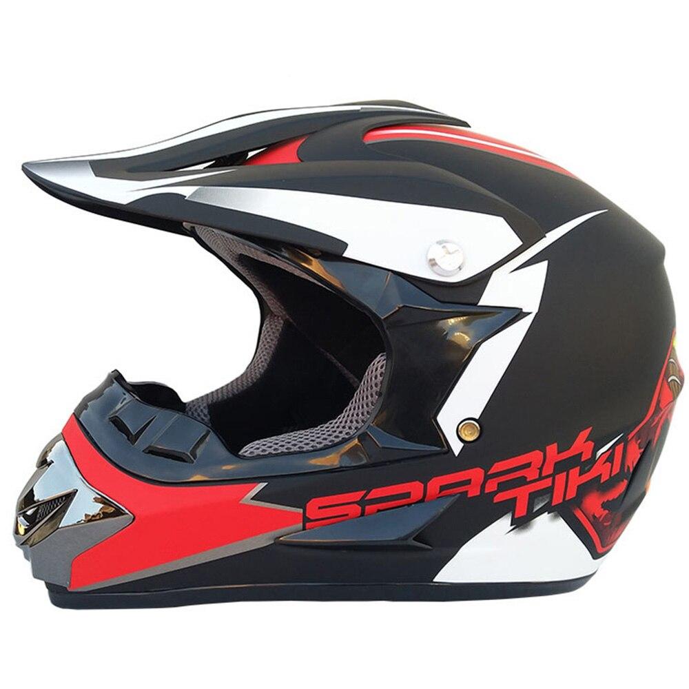 Мотоциклетный шлем, для езды по бездорожью, MX