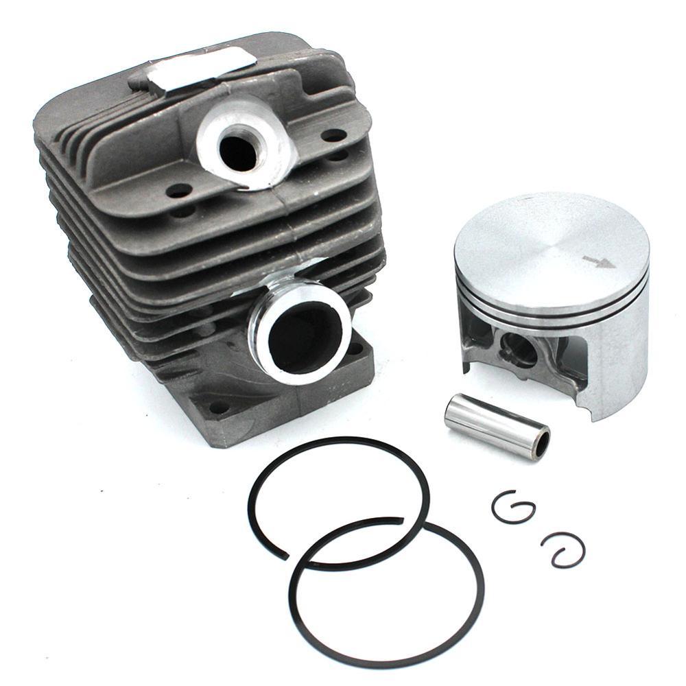 Kit de pistón de cilindro de 56mm de diámetro grande para Stihl 066 066W 066M MS660 MS660W MS660M PN 1122 020 1211 1122 020 1209