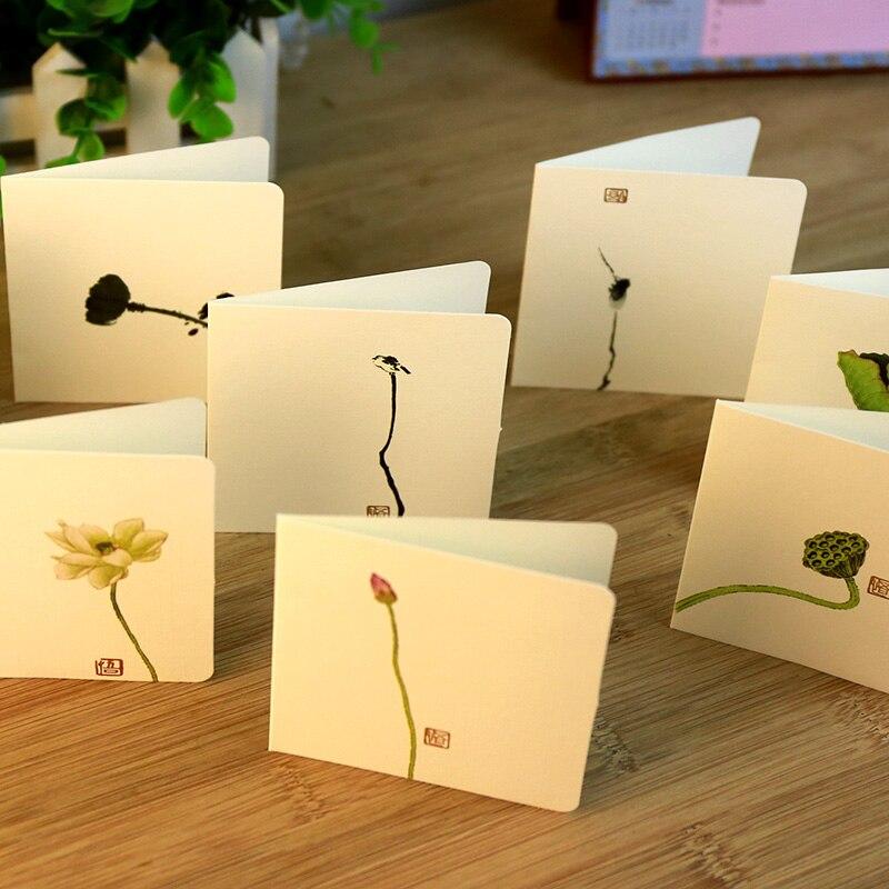 20 шт. веселые рождественские мини поздравительные открытки Детские новогодние подарочные открытки креативные вечерние открытки
