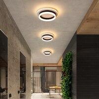 Hot Modern Led Chandeliers for corridor foyer bedroom living room home deco chandelier lighting fixtures Free Shipping