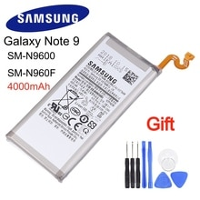 Samsung Original Batterie EB-BN965ABE Für Samsung Galaxy Note9 Hinweis 9 N9600 SM-N9600 EB-BN965ABU 4000mAh Telefon Batterie