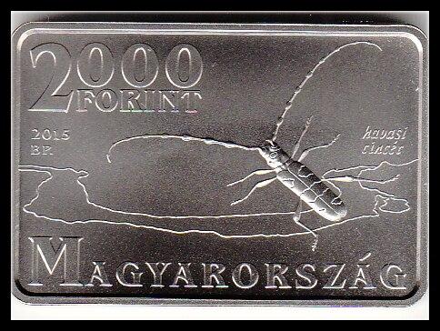 Hungry coins National Park Europa nueva moneda original UNC Edición Conmemorativa 100% real raro EU