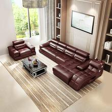 Salon Canapé ensemble диван collectivités кровать muebles de sala L forme massage en cuir canapé cama bouffée asiento sala futon