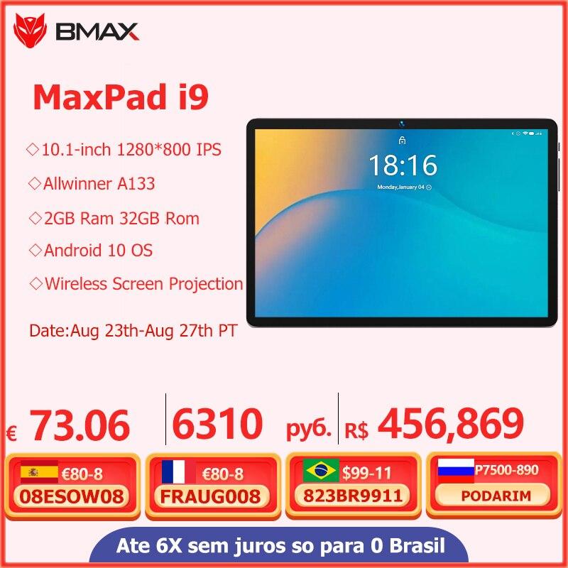 bmax-maxpad-i9-allwinner-a133-quad-core-2gb-ram-32gb-rom-10-1-inch-android-10-tablet-pc