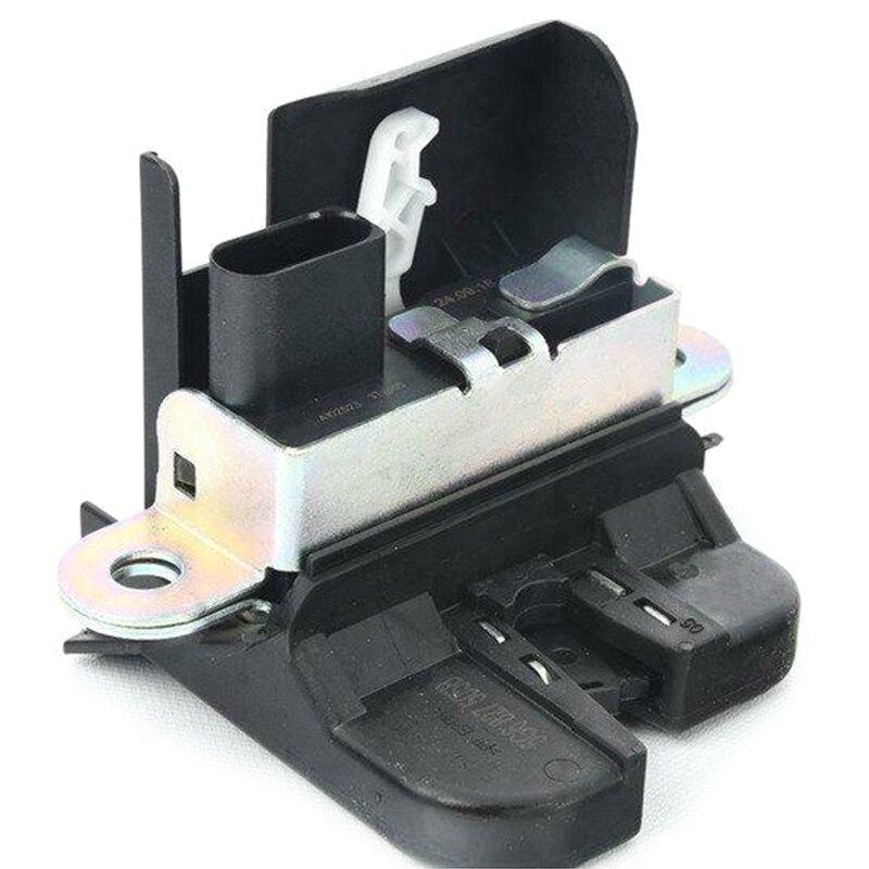 Rear Tailgate Trunk Latch Lock Block for GOLF MK7 5G6827505B Car Accessories