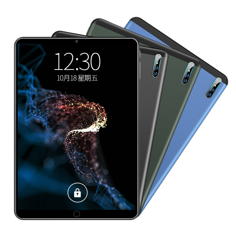 10.1-inch tablet computer Android system GPS English eight core high-definition screen for xiaomi chuwi hi12 for apple watch New