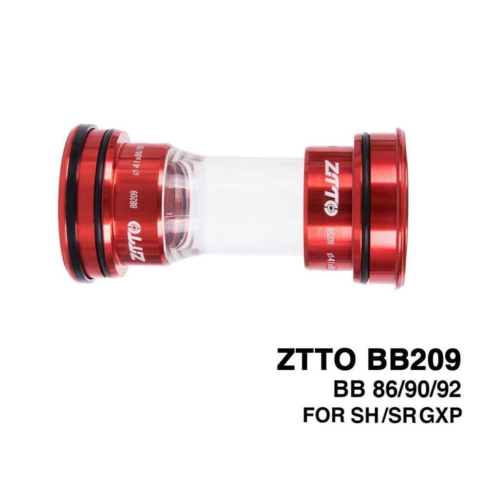 ZTTO BB209, BB92, BB90, BB86, juego de platos y bielas de 24mm para bicicleta de montaña, de 22mm