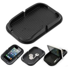 Car Anti Slip Pad Rubber Mobile Sticky Stick Dashboard Phone Shelf Anti Non Slip Mat For GPS MP3 Car For Mobile Phone For IPhone