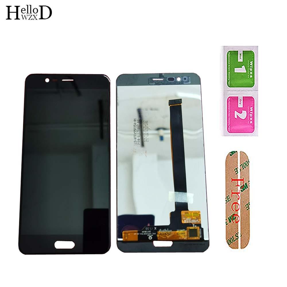 Phone Mobile LCD Display For Blackview P6000 LCD Screen Display Touch Screen Digitizer Panel Sensor Assembly Repair Tools