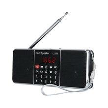 Lecteur de musique Radio numérique mains libres carte dinsertion dappel stéréo Bluetooth haut-parleur récepteur USB Rechargeable Camping voiture accessoires