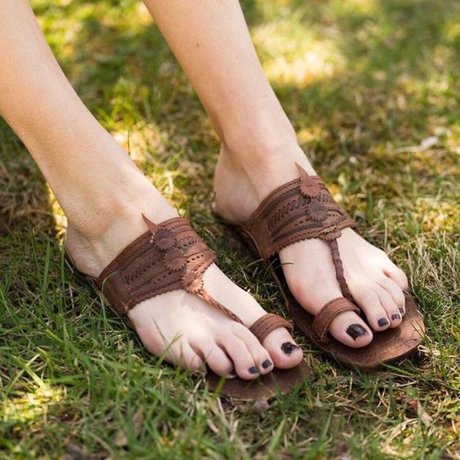 Sandalias de lujo con punta abierta para mujer y zapatos de verano...