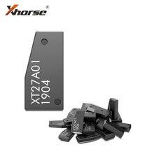 Xhorse VVDI Super Chip XT27A01 XT27A66 Transponder for ID46/40/43/4D/8C/8A/T3/47 Work with VVDI2 VVDI Mini Key Tool