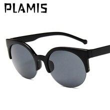 2021 Polarized Sunglasses Men Women Brand Designer Retro Round Sun Glasses Vintage Male Female Goggl