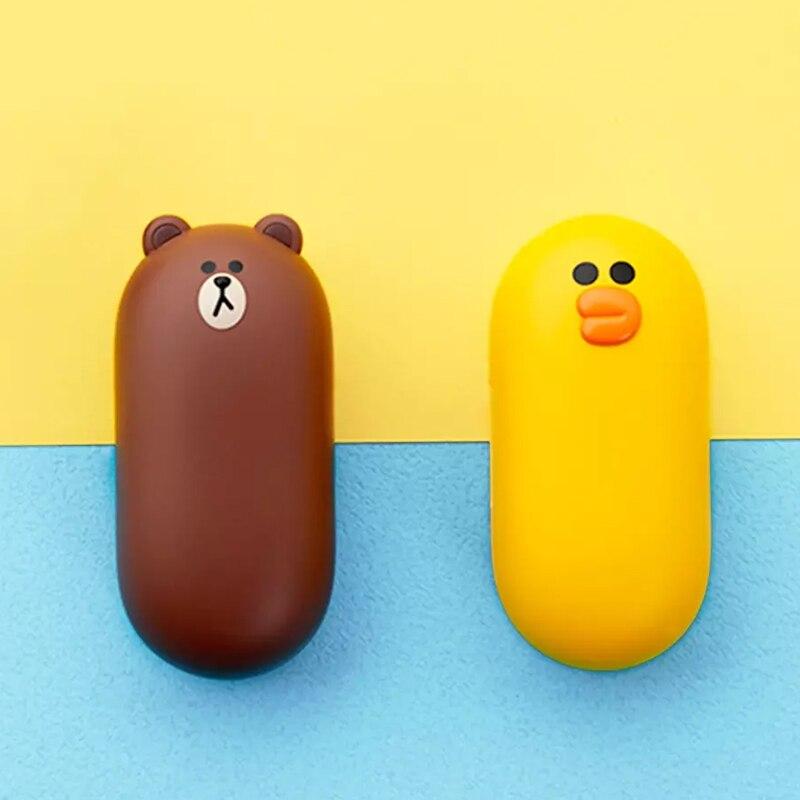 Xiaomi Mijia TWS Wireless Bluetooth 5.0 Headsets Brown Bear Cute Girls Gift In-ear Earphones Sports Waterproof With Charging Box enlarge