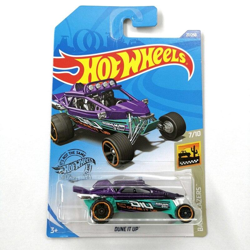 Hot Wheels 164, coche duna IT UP de Metal, modelo de coche fundido a presión, juguetes para niños, regalo 2020-27