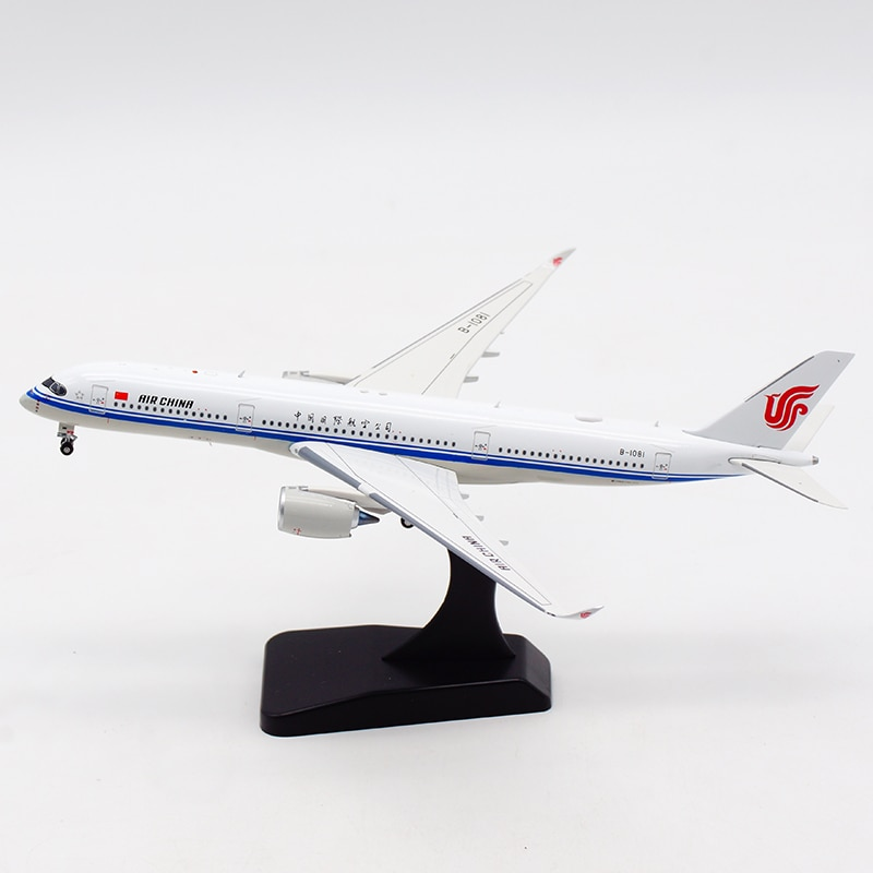 1400 escala china international airways a350 900 companhias aereas modelo com base
