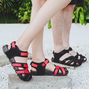Women's Sandals Bohemia Style Summer Shoes Female Leisure Casual Flat Sandals Wedges Fashion Beach Shoes Zapatos De Mujer