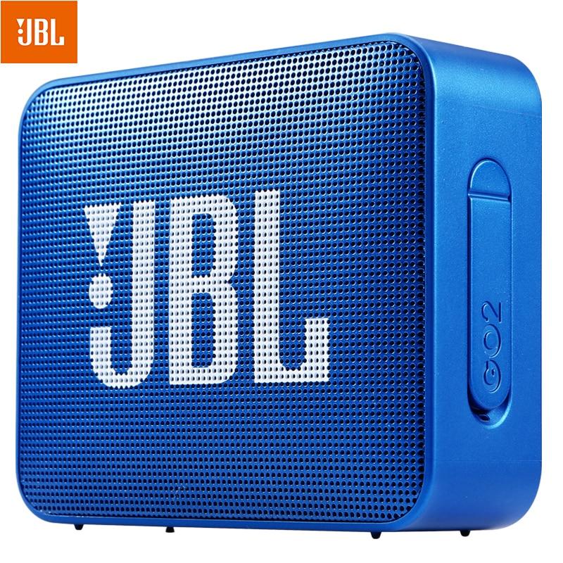 JBL GO2 سماعة لاسلكية تعمل بالبلوتوث المتكلم الذهاب 2 IPX7 مقاوم للماء في الهواء الطلق المحمولة سماعات صغيرة الرياضة بطارية قابلة للشحن مع ميكروف...