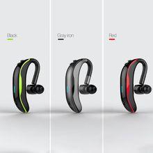 Con micrófono Control de voz F600 manos libres negocios IPX7 auriculares Bluetooth inalámbricos impermeables 200H espera Bluetooth 4,1 auricular