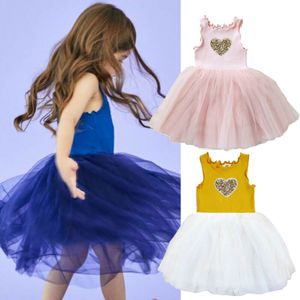Emmababy Baby Girl Toddler Party Tutu Dress For Pageant Wedding Birthday Princess Christening