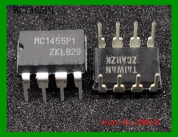 MC1455 MC1455P MC1455P1 DIP-8