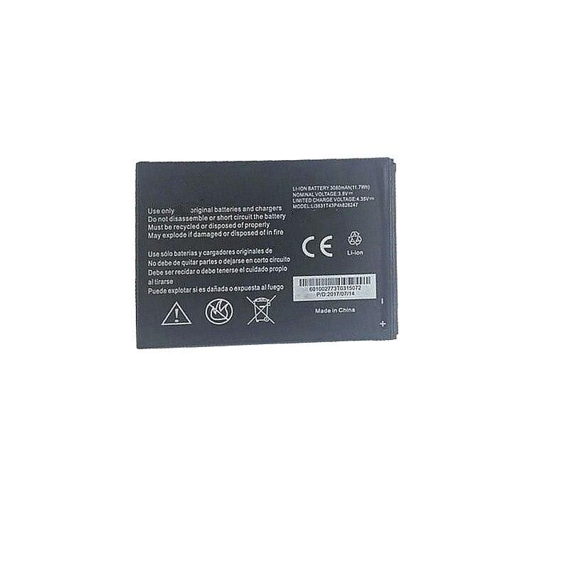 Bateria de westrock 3080mah li3831t43p4h826247 para zte grand x 3 z959 celular