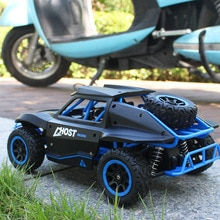 1/18 Desert Climbing Rc Car Off-road Vehicle Four-wheel Drive Climbing Remote Control Model Off-road
