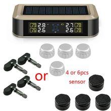 T601 TPMS capteur système de surveillance de la pression des pneus universel sans fil en temps réel Di