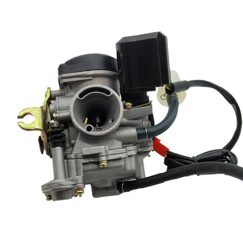 2020 nuevo 18mm GY6 50cc SCOOTER ciclomotor PD18J CVK carburador 139QMB 139QMA ATV QUADS