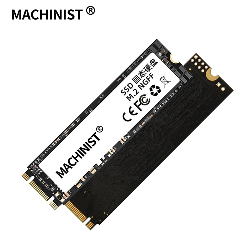 M.2 ssd M2 NGFF SATA 128GB 256GB 512GB 1 تيرا بايت أقراص بحالة صلبة 2280 محرك الأقراص الصلبة الداخلي hdd لأجهزة الكمبيوتر المحمول سطح المكتب