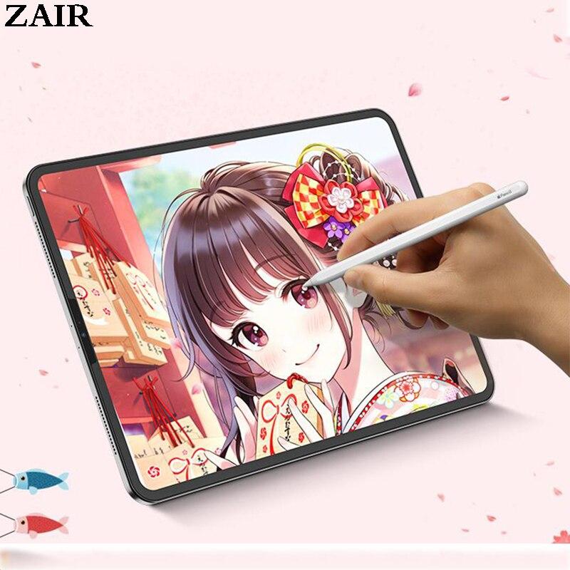 Пленка в виде бумаги для Microsoft Surface Pro 4 5 6 7, Защитная пленка для экрана, матовая пленка для рисования с защитой от пропуска для Surface Pro X