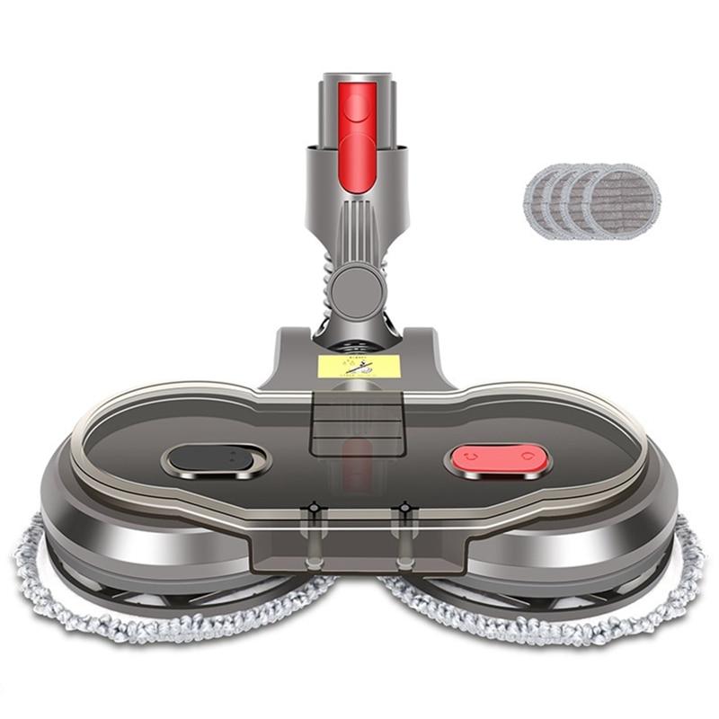 مرفق ممسحة كهربائيّة لدايسون مكنسة كهربائية V7 V8 V10 V11 بما في ذلك خزان المياه
