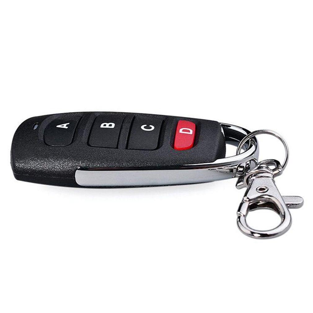 2020 горячая Распродажа 433Mhz пульт дистанционного управления для гаражных ворот, Открыватель дверей, дистанционное управление, код клонирова...