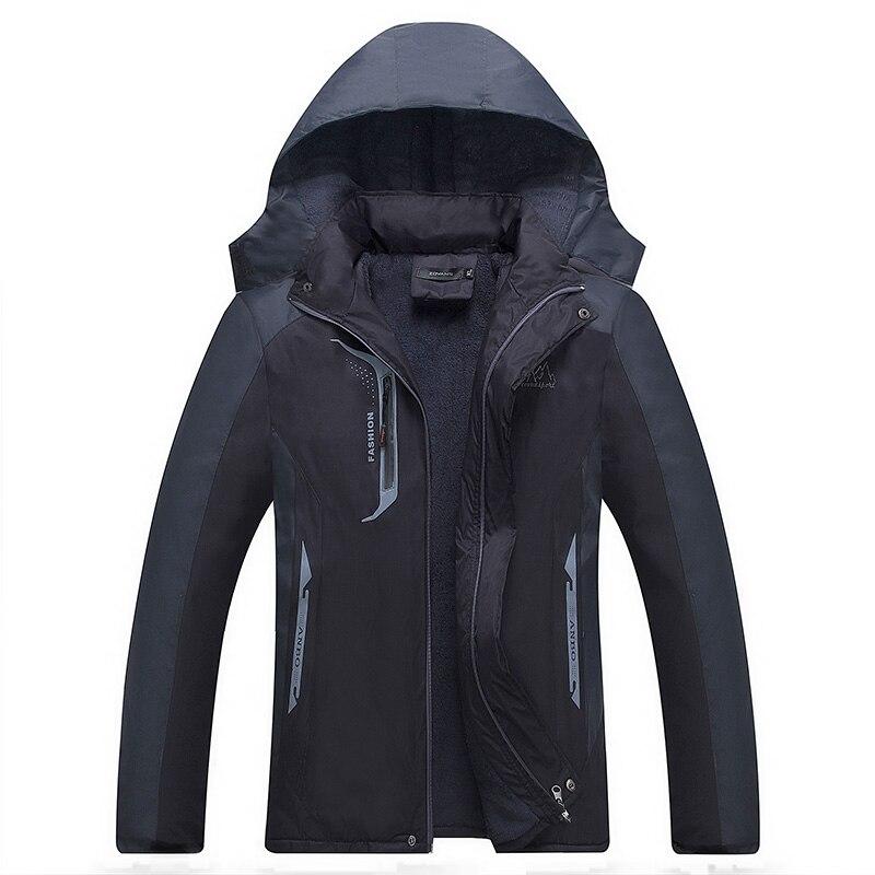 НОВЫЕ куртки мужские уличные модные ветровки куртки походные уличные треккинговые куртки мужские водонепроницаемые осенние ветрозащитна...