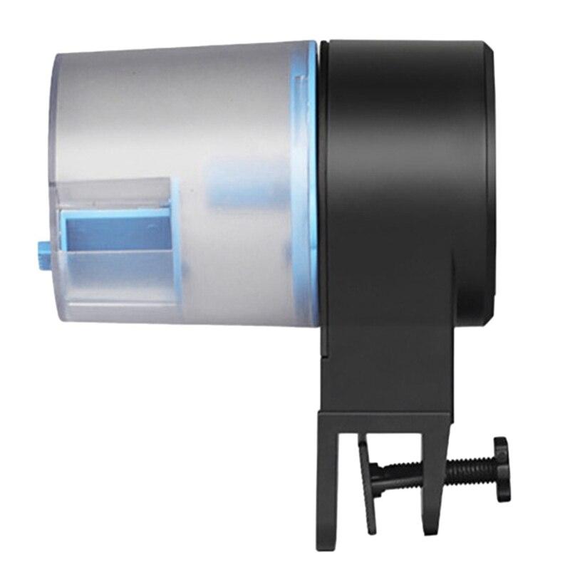 Alimentador automático pececito para acuario de tiempo inteligente alimentador automático de peces temporizador alimentos alimentación/8/12/24 horas temporizador de alimentación