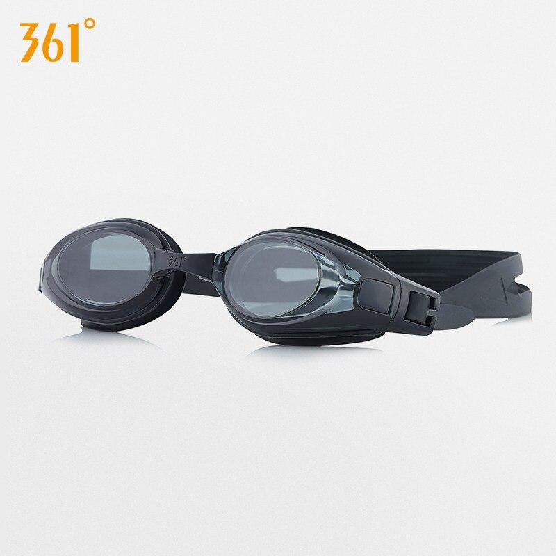 361 Myopic Swimming Goggles Anti Fog Black Professional Pool Glasses Women Man UV Protection Blue Waterproof Silicone Glasses