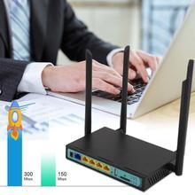 Sim 카드 usb wap2 802.11n/u/b/g 300 mbps 2.4g 라우터 lan wan 10/100 m pc와 원래 we2416 4g 무선 와이파이 라우터 5 포트 라우터